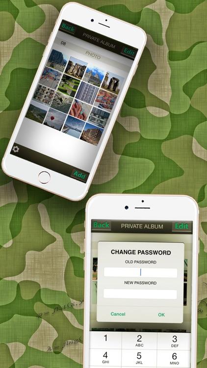 Military Binoculars Professional - Zoom and Private Folder - Easily Super Camera Magnify screenshot-4