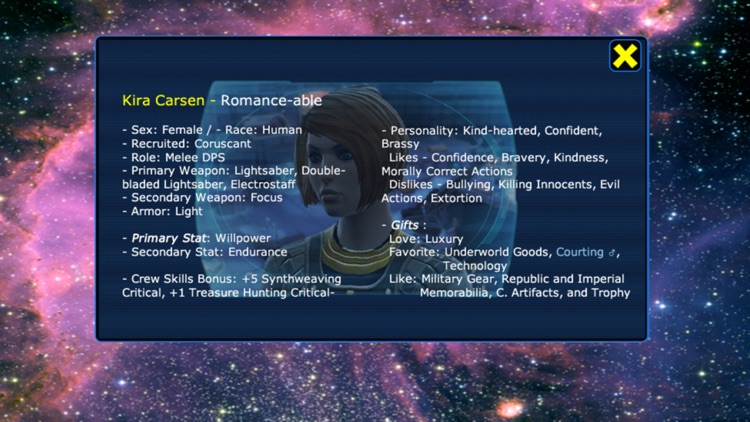 Classes for SWTOR screenshot-4