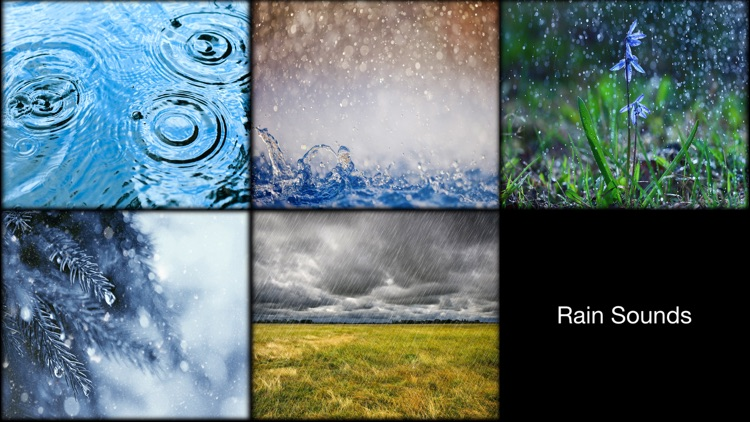 Rain Sounds FREE