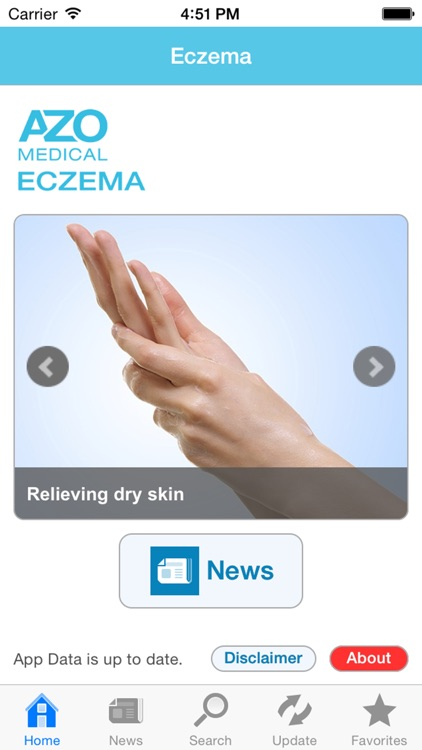 Eczema by AZoMedical