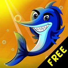 Activities of Shark Winter Emergency : The Ocean Underwater Fish Attack For Food - Free