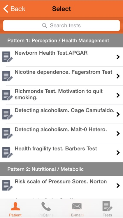 Nurse Test - Nursing and Paramedic healthcare questionnaire