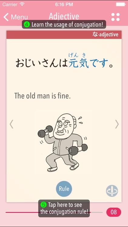 GENKI Conjugation Cards