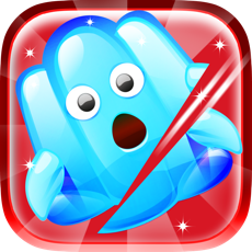 Activities of Jelly Wobble Slice n Dash - Cut the pudding drop and avoid the Mania