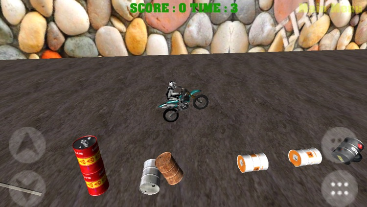 Rock Biker 3D screenshot-3