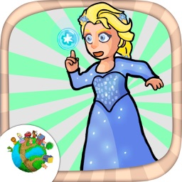 Ice Princess - 6 fun minigames about the ice queen for girls