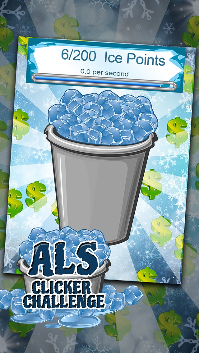 ALS Ice Bucket Challenge Clicker-2