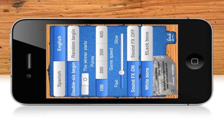Domino for iPhone screenshot-4
