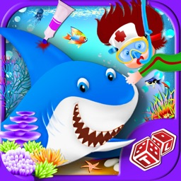 Sea Life Adventure – Underwater Ocean Doctor Surgery Treatment Kids Game