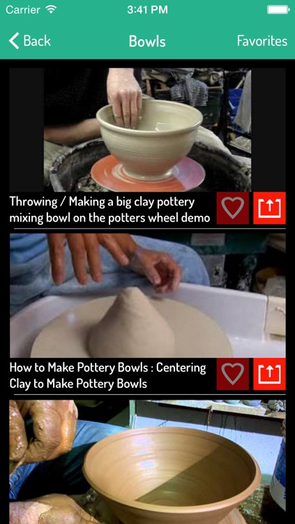 Pottery Design Lessons