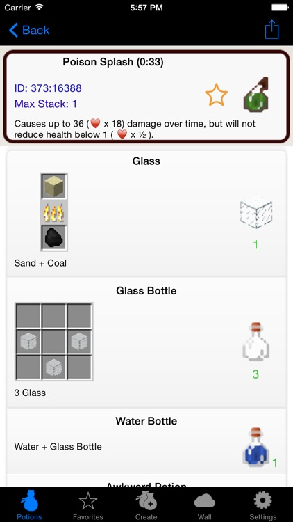 Potions for Minecraft – Visual Step-by-Step Guide