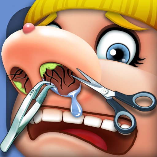 Little Nose Doctor - free games
