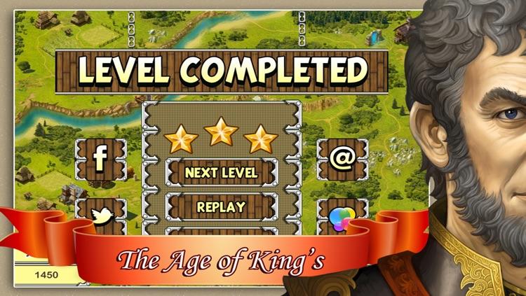 The Kings War : Hidden Objects Game in Garden,Dark Night,Jungle,Hunted House and Beach Themes screenshot-4
