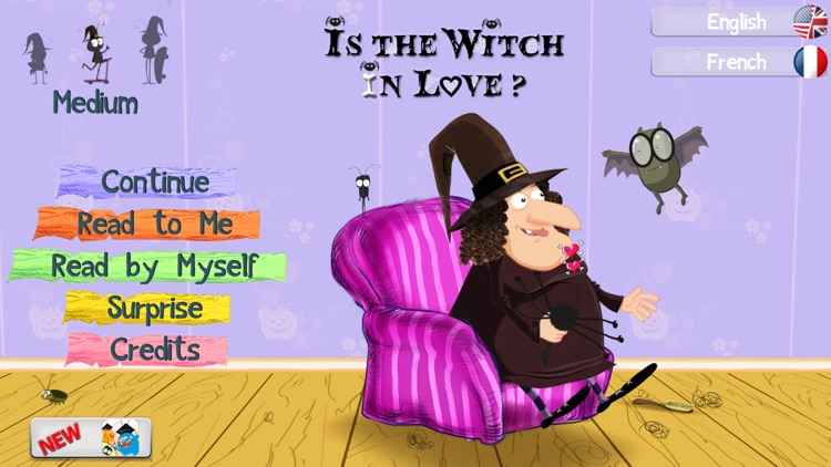 Is the Witch in Love? Free screenshot-0