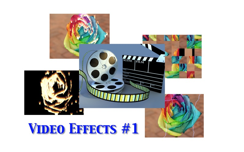 VideoEffects1 Screenshot