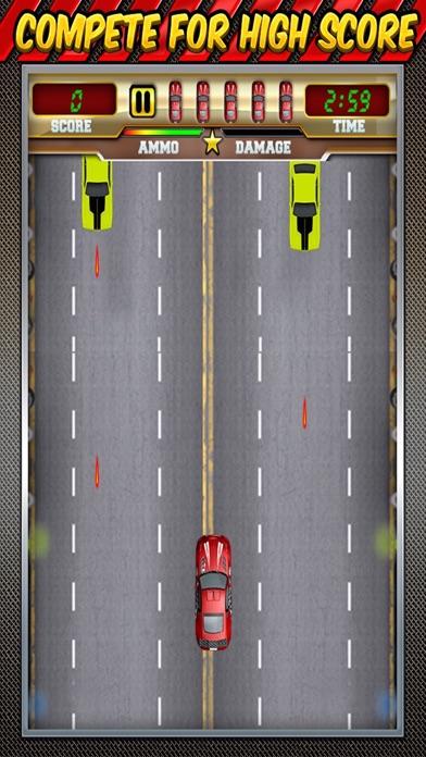 カーブラスター激怒道路交通レース - 無料の高速レーサーアーケードゲームのおすすめ画像3