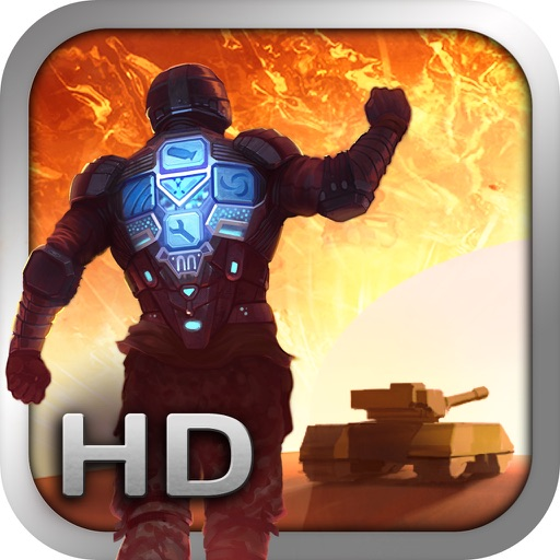 Anomaly Warzone Earth HD icon