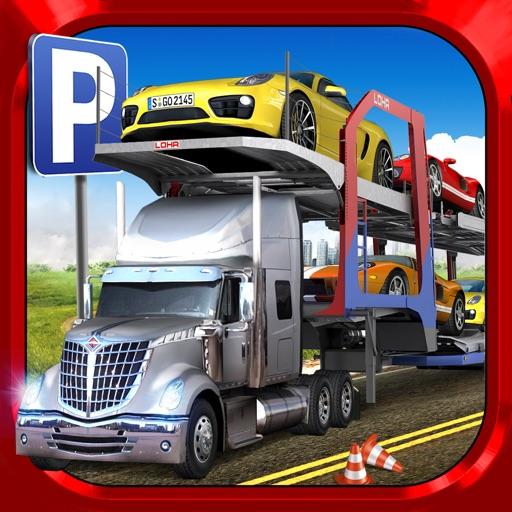 Car Transport Truck Parking Simulator - АвтомобильГонки ИгрыБесплатно