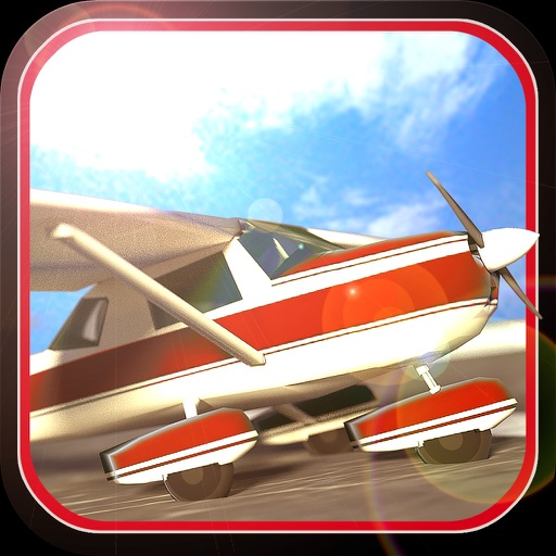 Pilot Test 3D - Transporter Plane Simulator icon