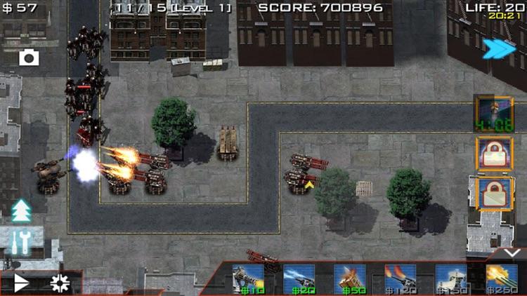 Global Defense: Zombie World War screenshot-4