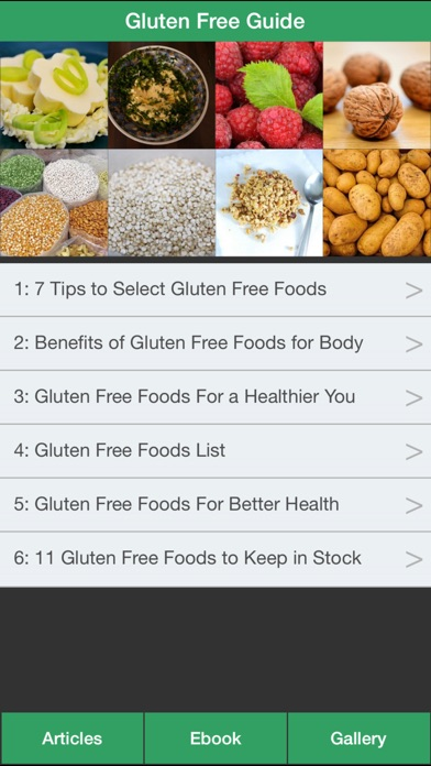 点击获取Gluten Free Guide - The Diet Guide To Treat Celiac Disease!
