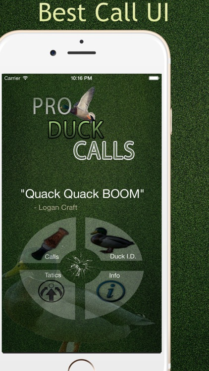 Pro Duck Calls & I.D. screenshot-0