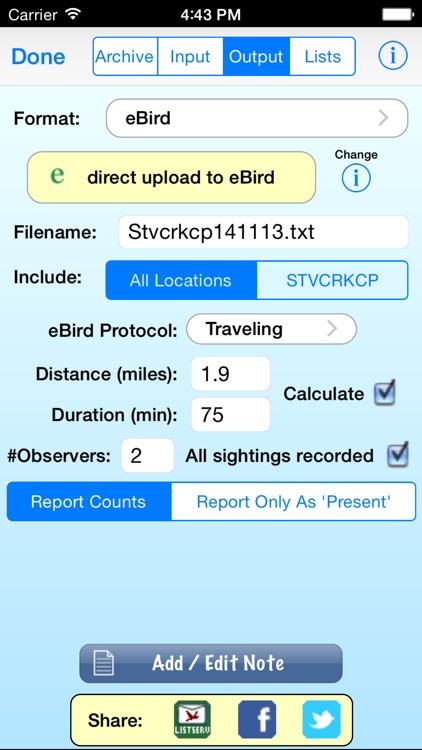 Birdwatcher's Diary screenshot-4