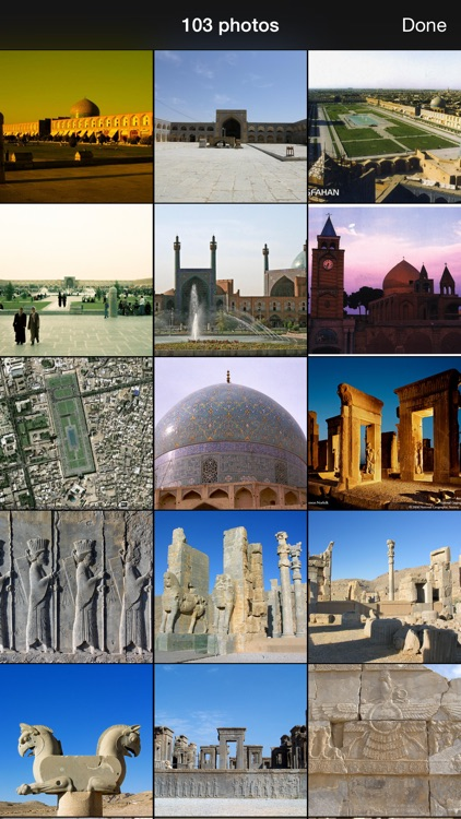 World Heritage in Iran screenshot-3