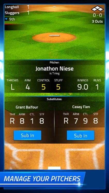 Tap Sports Baseball screenshot-4