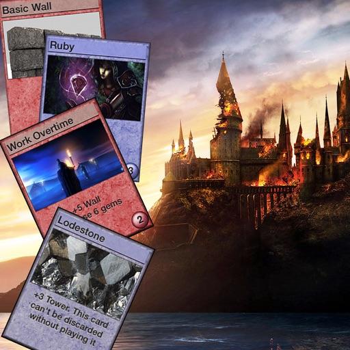 Две башни - логическая настолка для детей и взрослых а так же фанатов Might and Magic. HD
