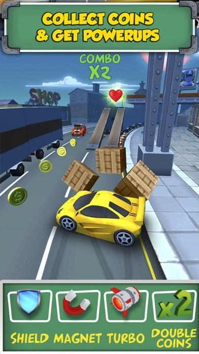 Road Surfers Dash - A Real Car Race Sim Endless Racing Rushのおすすめ画像2
