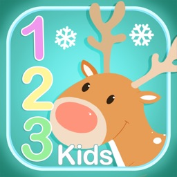 123: Christmas Games For Kids - Learn to Count
