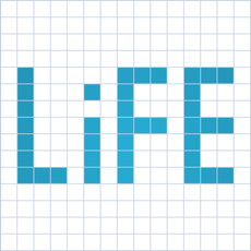 Activities of LiFE - The Game of Life