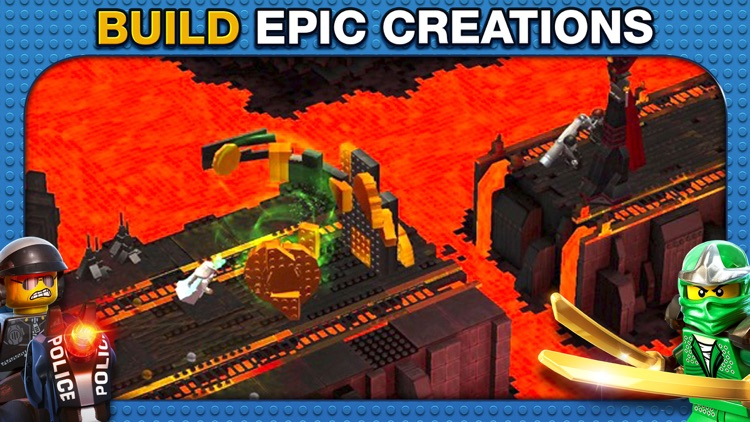 The LEGO® Movie Video Game screenshot-3