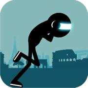 Laser Man : Running