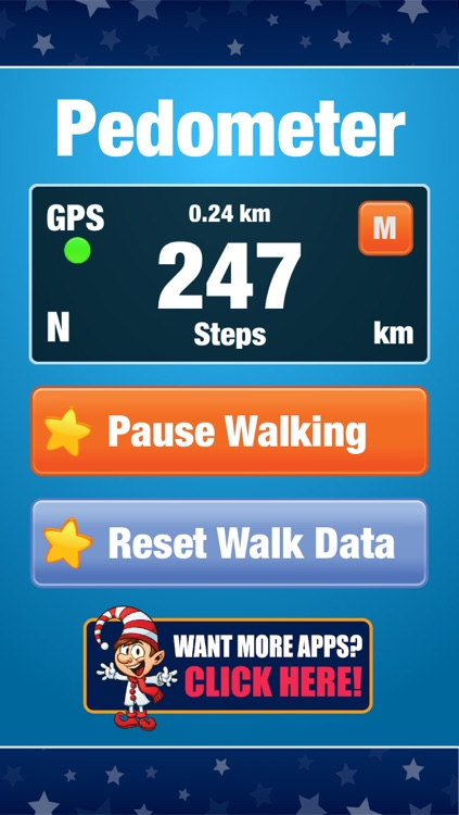 Step Counter and Pedometer for Sport and Fitness