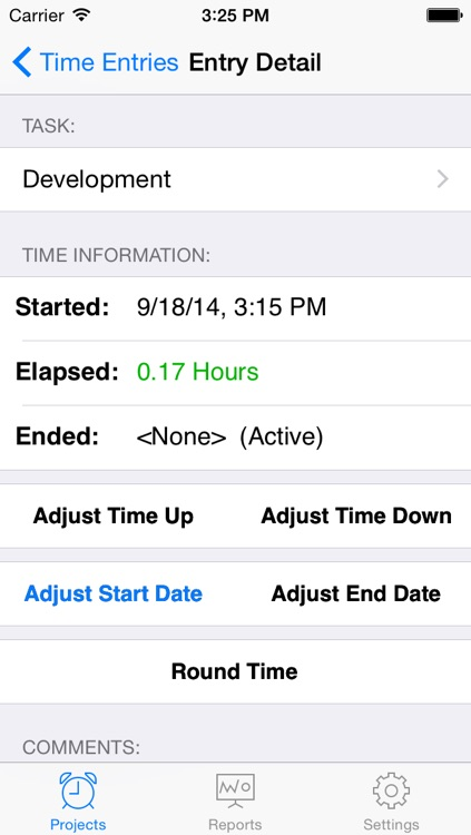 Easy TimeSheet screenshot-3