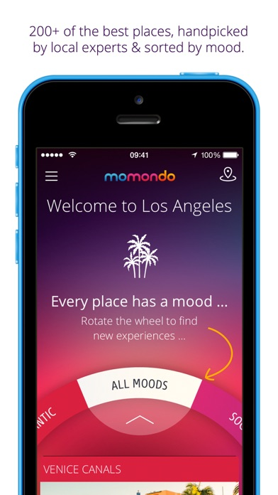 Los Angeles travel guide & map - momondo places