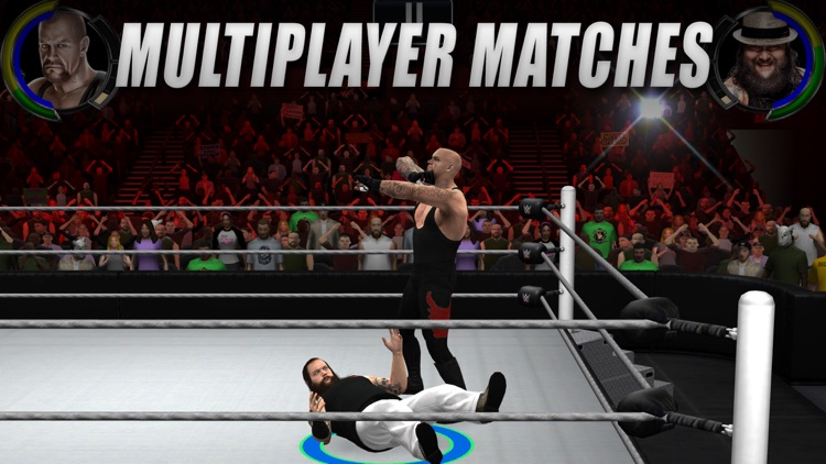 WWE 2K screenshot-1