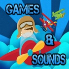 Airplanes Games for Kids icon