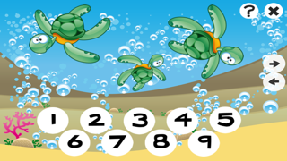 123 Counting Fish for Children: Learn to Count the Numbers