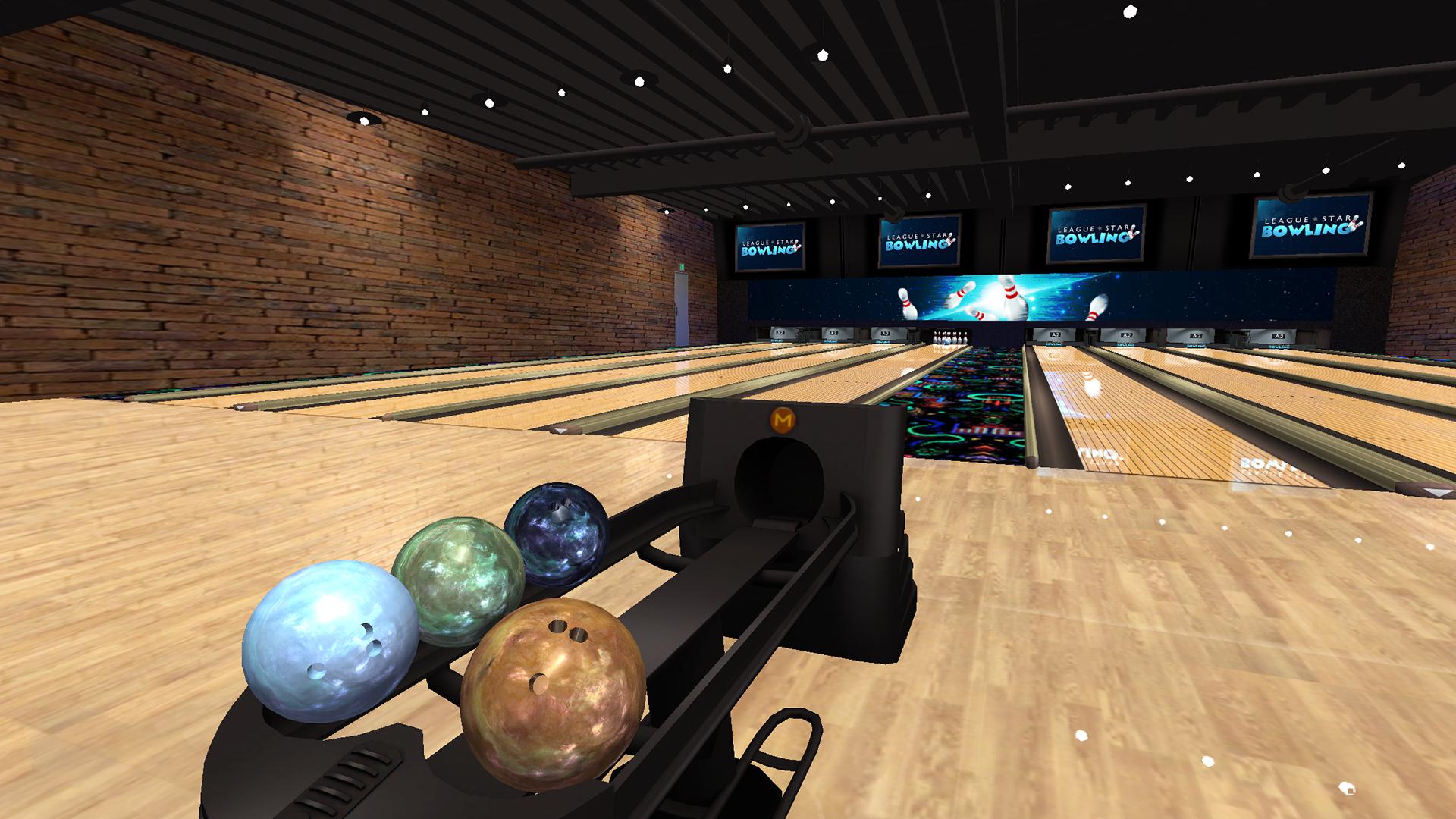 League Star Bowling screenshot 7