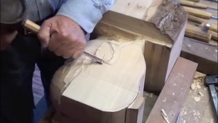 Wood Carving Master Class