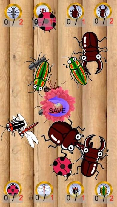 虫潰し(シンプルで簡単&ハマる・暇つぶしゲーム)紹介画像2