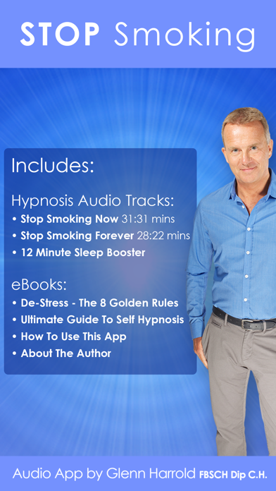 Stop Smoking Forever - Hypnosis by Glenn Harrold