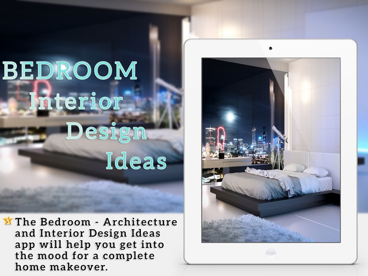 Bedroom - Architecture and Interior Design Ideas for iPad