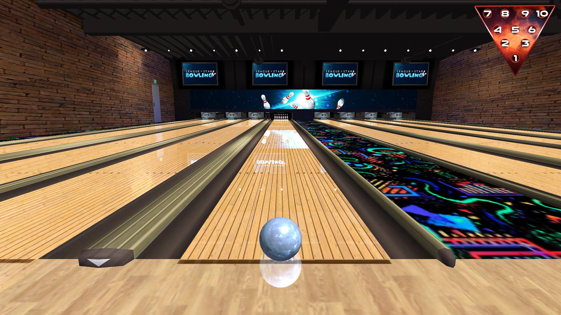 League Star Bowling screenshot 9