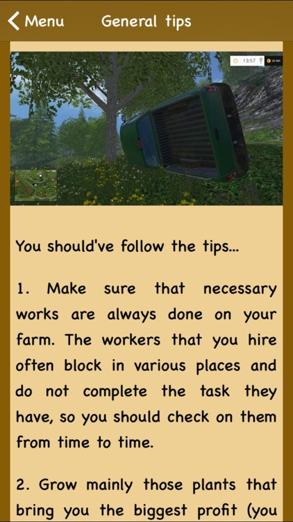 The Best Guide For  Farming Simulator 15 - Unofficial screenshot-3