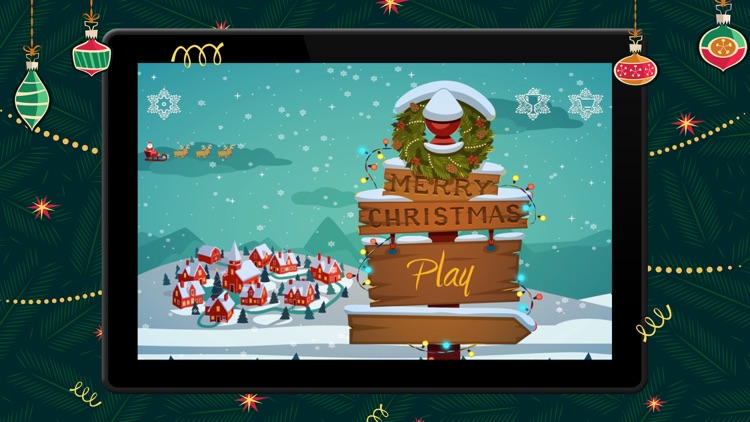 Santa Clause Rush - Christmas Gift Delivery
