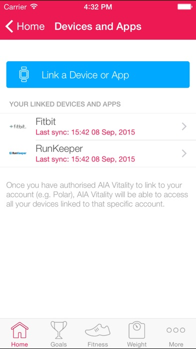 aia vitality how to get rewards